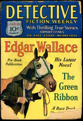 DETECTIVE FICTION WEEKLY. 1930 DETECTIVE FICTION WEEKLY. January 18, No. 2 Volume 47