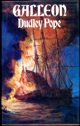 GALLEON. Dudley Pope