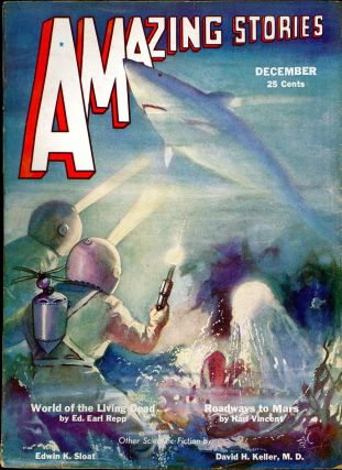 AMAZING STORIES. AMAZING STORIES. December 1932. ., T. O'Connor Sloane, No. 9 Volume 7