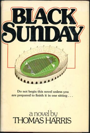 BLACK SUNDAY. Thomas Harris