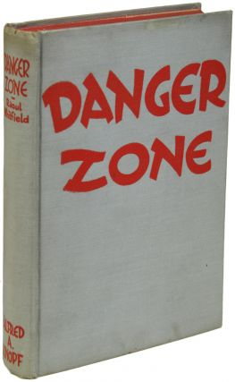 DANGER ZONE. Raoul Whitfield