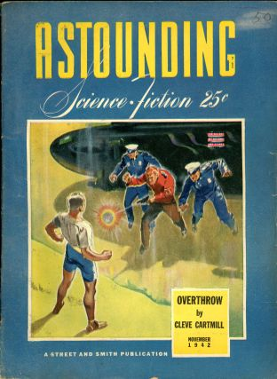 ASTOUNDING SCIENCE FICTION. ASTOUNDING SCIENCE FICTION. November 1942. . John W. Campbell Jr, No....