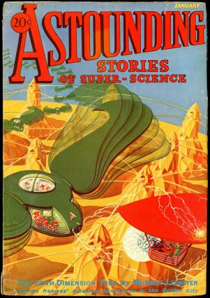 ASTOUNDING STORIES OF SUPER SCIENCE. 1933. . Harry Bates ASTOUNDING STORIES OF SUPER SCIENCE....