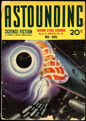 ASTOUNDING SCIENCE FICTION. ASTOUNDING SCIENCE FICTION. December 1941. . John W. Campbell Jr,...