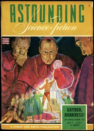 ASTOUNDING SCIENCE FICTION. ASTOUNDING SCIENCE FICTION. May 1943. . John W. Campbell Jr, Volume...