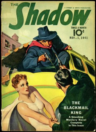 THE SHADOW. 1941 THE SHADOW. November 1, Volume 39 No. 5
