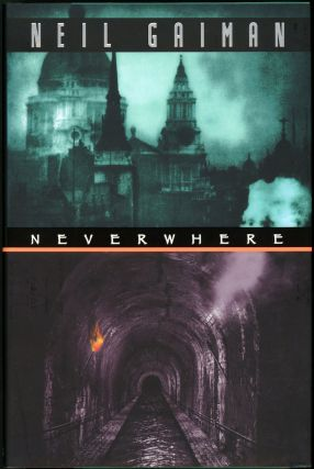 NEVERWHERE. Neil Gaiman.
