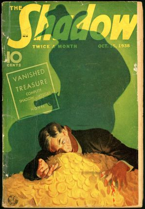THE SHADOW. 1938 THE SHADOW. October 15, No. 4 Volume 27.