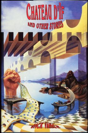 "CHATEAU D'IF: AND OTHER STORIES. John Holbrook Vance, ""Jack Vance."""