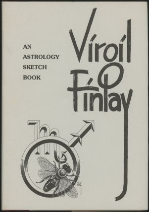 VIRGIL FINLAY: AN ASTROLOGY SKETCHBOOK. Virgil Finlay