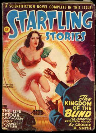 STARTLING STORIES. STARTLING STORIES. July 1947. . Jerome Bixby, No. 3 Volume 15