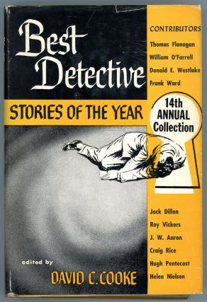 BEST DETECTIVE STORIES OF THE YEAR: 14th ANNUAL COLLECTION. David C. Cooke