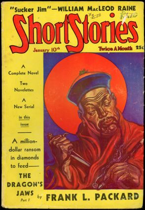 SHORT STORIES. 1937. . Farnsworth Wright SHORT STORIES. January 10, No. 1 Volume 158