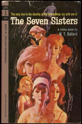 THE SEVEN SISTERS. Ballard, illis, odhunter