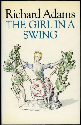 THE GIRL IN A SWING (Two copies).