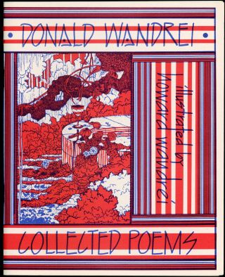 COLLECTED POEMS. Edited by S. T. Joshi. Donald Wandrei