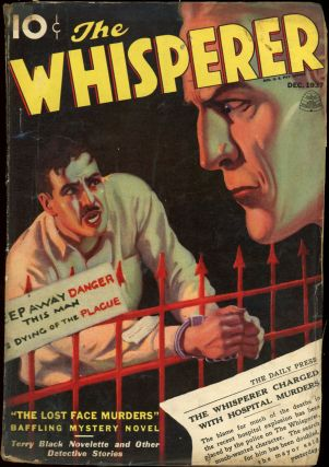 THE WHISPERER. THE WHISPERER. December 1937, No. 2 Volume 3