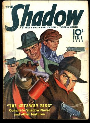 THE SHADOW. 1940 THE SHADOW. February 1, Volume 32 No. 5