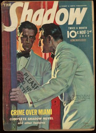 THE SHADOW. 1940 THE SHADOW. November 1, No. 5 Volume 35