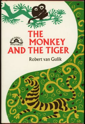 THE MONKEY AND THE TIGER. Robert Van Gulik