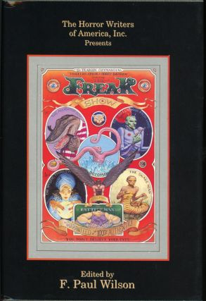 FREAK SHOW. F. Paul Wilson