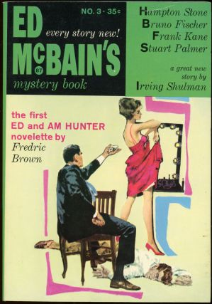 ED MCBAIN'S MYSTERY BOOK. [ALL PUBLISHED].