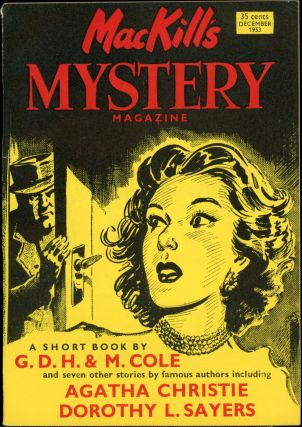 MACKILL'S MYSTERY MAGAZINE [U.S. ISSUE]. MACKILL'S MYSTERY MAGAZINE . December 1953, Number 2...