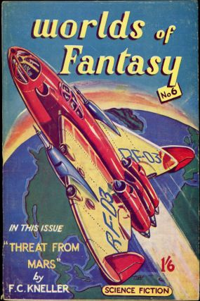 WORLDS OF FANTASY. Michael Nahum, Sol Assael, 1952 August