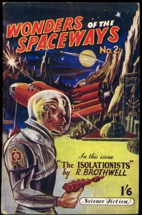 WONDERS OF THE SPACEWAYS. Michael Nahum, Sol Assael, 1952 January