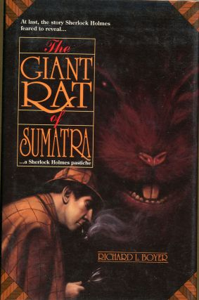 THE GIANT RAT OF SUMATRA. Richard L. Boyer