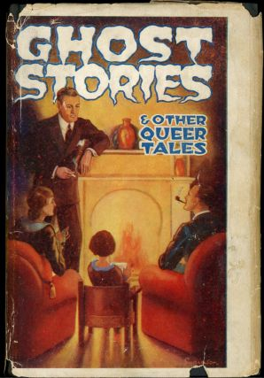 GHOST STORIES AND OTHER QUEER TALES. probably, Percy W. Everett