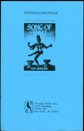 SONG OF KALI.