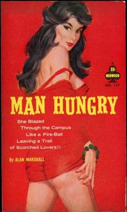 MAN HUNGRY. Alan Marshall, Donald Westlake