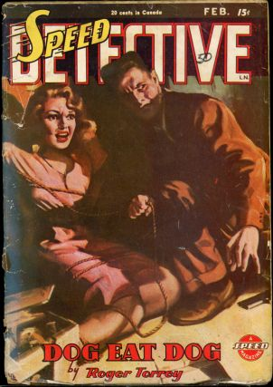 SPEED DETECTIVE. SPEED DETECTIVE. February 1946, No. 5 Volume 4