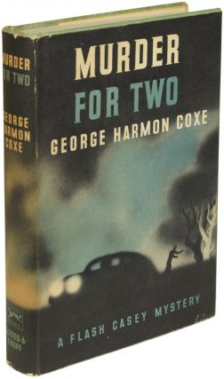 MURDER FOR TWO. George Harmon Coxe