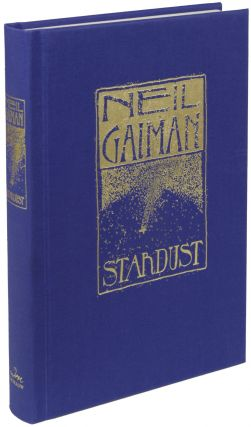 STARDUST (with original drawing). Neil Gaiman