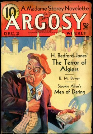 ARGOSY. 1933 ARGOSY. December 2, No. 1 Volume 243