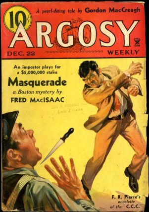 ARGOSY. 1934 ARGOSY. December 22, No. 2 Volume 252