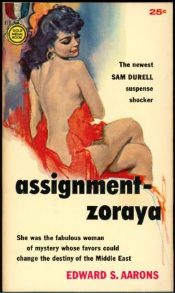 ASSIGNMENT-ZORAYA. Edward S. Aarons