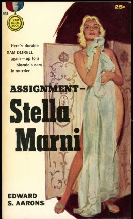 ASSIGNMENT-STELLA MARNI. Edward S. Aarons