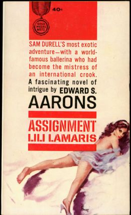 ASSIGNMENT-LILI LEMARIS. Edward S. Aarons
