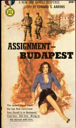 ASSIGNMENT-BUDAPEST. Edward S. Aarons