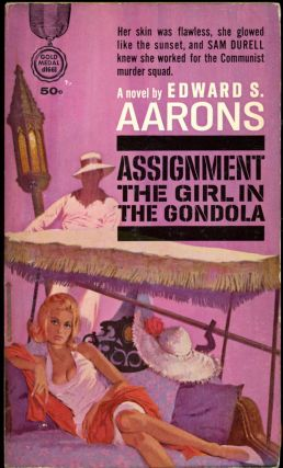 ASSIGNMENT..... THE GIRL IN THE GONDOLA. Edward S. Aarons
