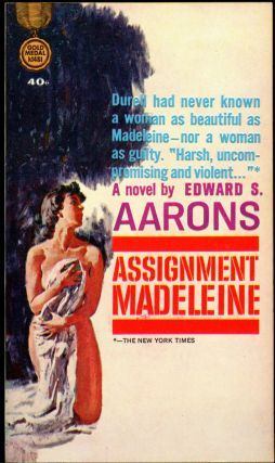 ASSIGNMENT-MADELEINE. Edward S. Aarons