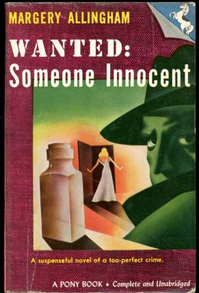 WANTED: SOMEONE INNOCENT AND OTHER STORIES. Margery Allingham