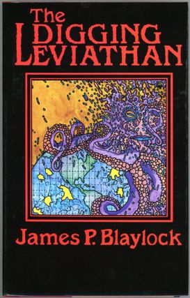 THE DIGGING LEVIATHAN. James P. Blaylock