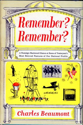 REMEMBER? REMEMBER? Charles Beaumont.