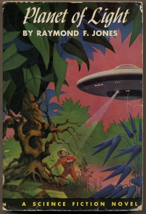 PLANET OF LIGHT. Raymond F. Jones