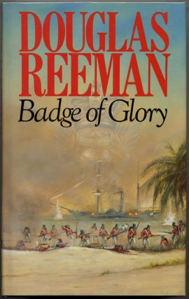 BADGE OF GLORY. Douglas Reeman