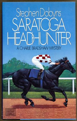 SARATOGA HEADHUNTER. Stephen Dobyns
